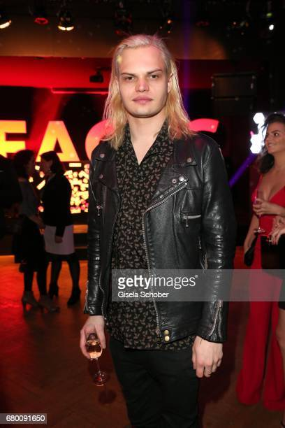 Wilson Gonzalez Ochsenknecht during the New Faces Award Film at Haus Ungarn on April 27 2017 in Berlin Germany