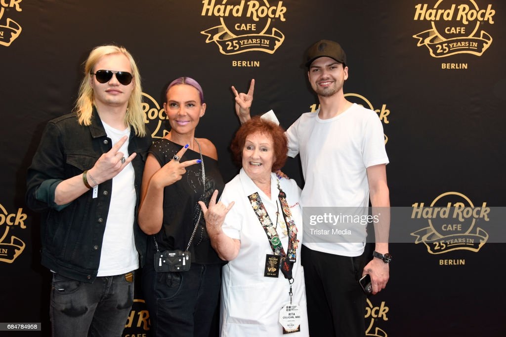 Hard Rock Cafe Berlin Celebrates 25th Anniversary