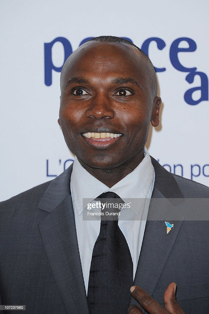 <a gi-track='captionPersonalityLinkClicked' href=/galleries/search?phrase=Wilson+Kipketer&family=editorial&specificpeople=162807 ng-click='$event.stopPropagation()'>Wilson Kipketer</a> poses at a photocall ahead of the Opening Ceremony of the Peace & Sport 4th International Forum on December 1, 2010 in Monaco, Monaco.