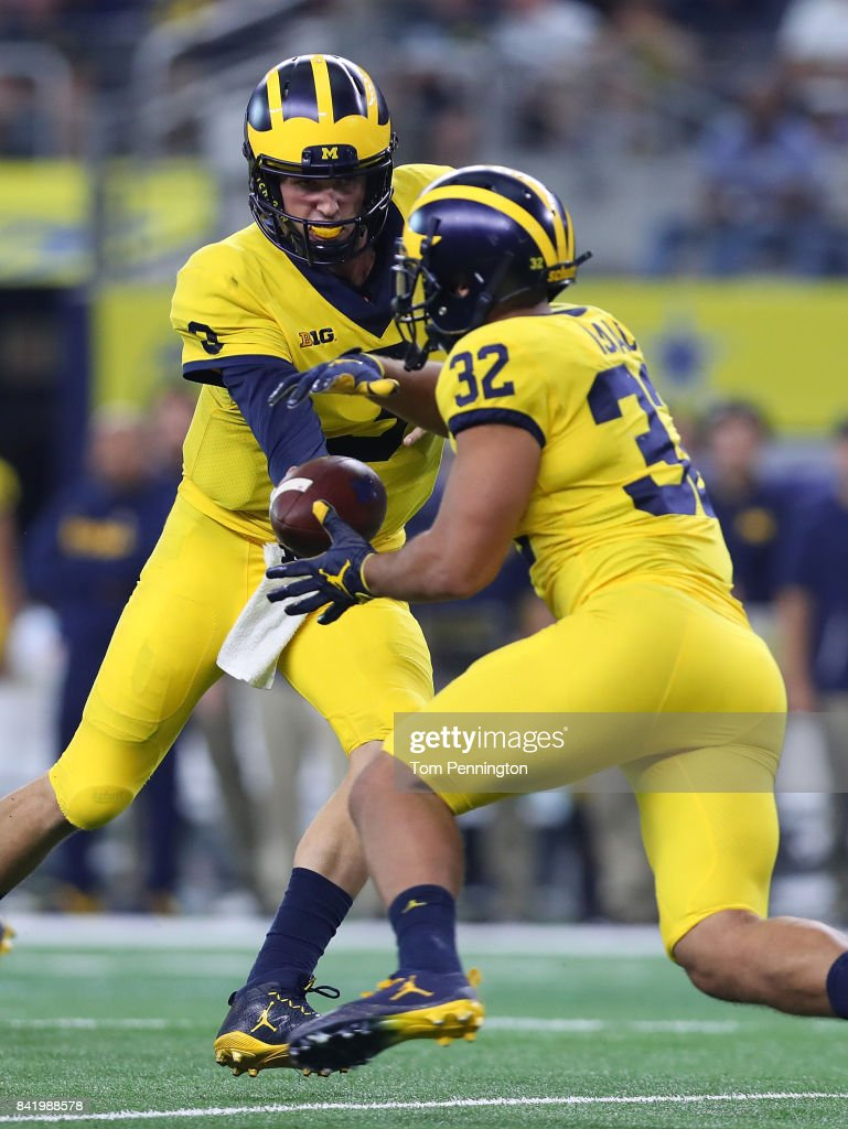 Florida v Michigan : News Photo