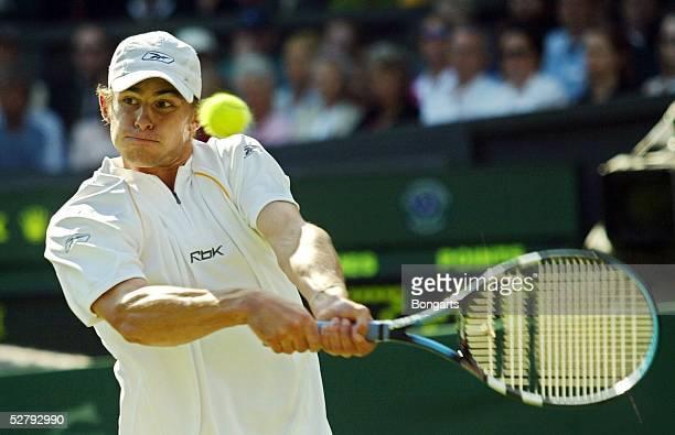 Wimbledon 2003 London Maenner/Einzel Andy RODDICK/USA