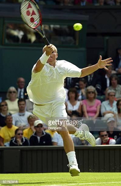 Wimbledon 2003 London Maenner/Einzel Lleyton HEWITT/AUS