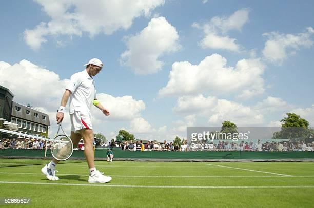 Wimbledon 2003 London Maenner/Einzel Rainer SCHUETTLER/GER