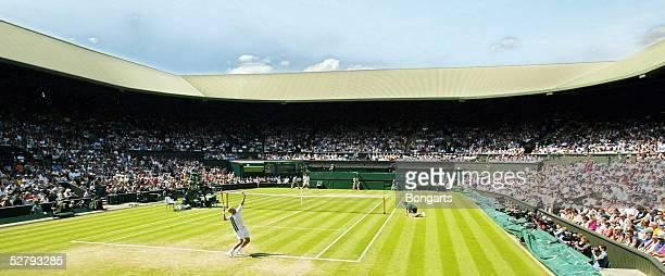 Wimbledon 2003 London Maenner/Einzel Uebersicht