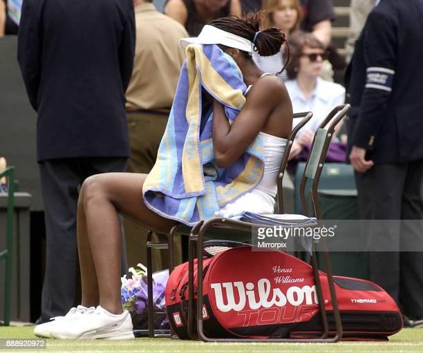 2002 Women Finals Wimbledon Venus V Serena Williams