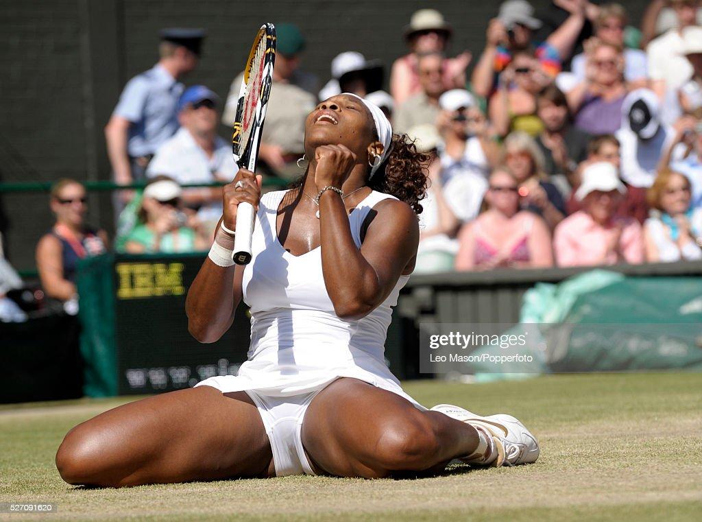 '2009 AELTC Wimbledon Tennis Championships Ladies final Serena Williams USA Vs Venus Williams USA '