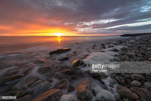 Wimereux sunset