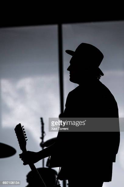 Win Butler of Arcade Fire performs in concert during day 4 of Primavera Sound 2017 on June 3 2017 in Barcelona Spain