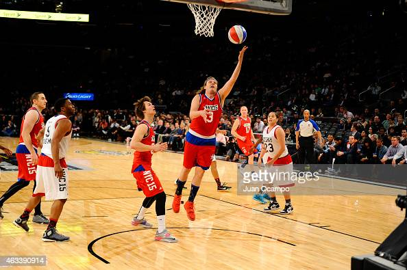 NBA All-Star Weekend 2015: Sprint NBA All-Star Celebrity ...