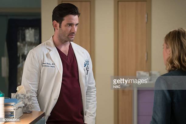 MED 'Win Loss' Episode 203 Pictured Colin Donnell as Connor Rhodes