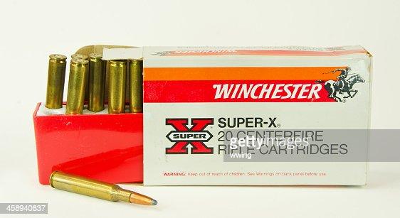 Winchester Rifle Ammunition