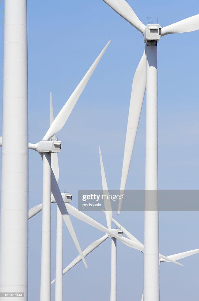 wind energy : Stock Photo