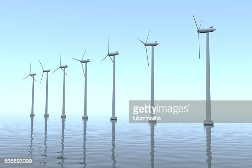 Wind Power : Stock-Foto