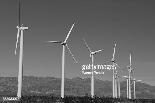 Wind Power : Stock Photo