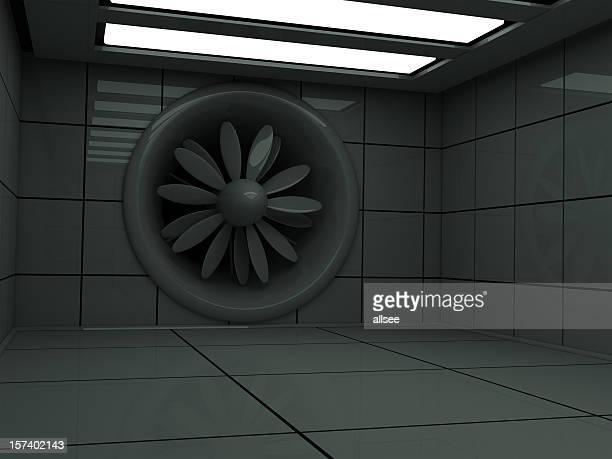 wind (aerodynamical) tunnel