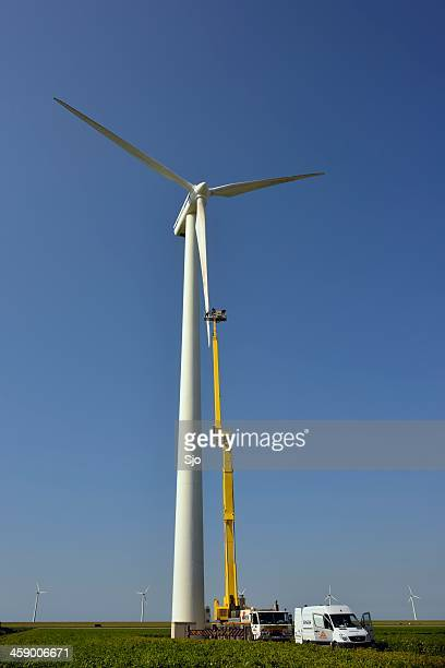 windmill repair stock photos and pictures getty images
