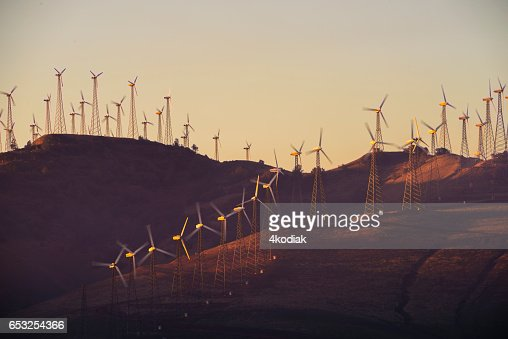 Wind Turbines : Photo