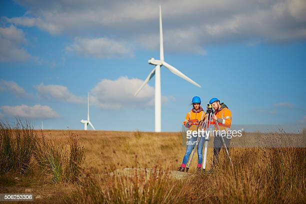 windfarm Konstruktion
