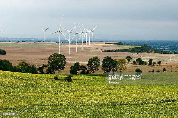 Windfarm landscape