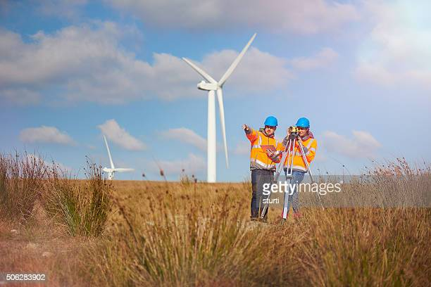 windfarm power engineers