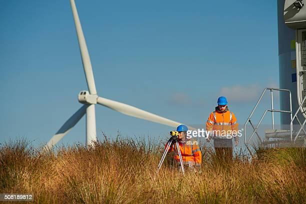 Ingegneri windfarm potere
