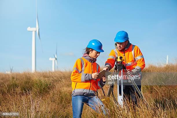 windfarm routine checks