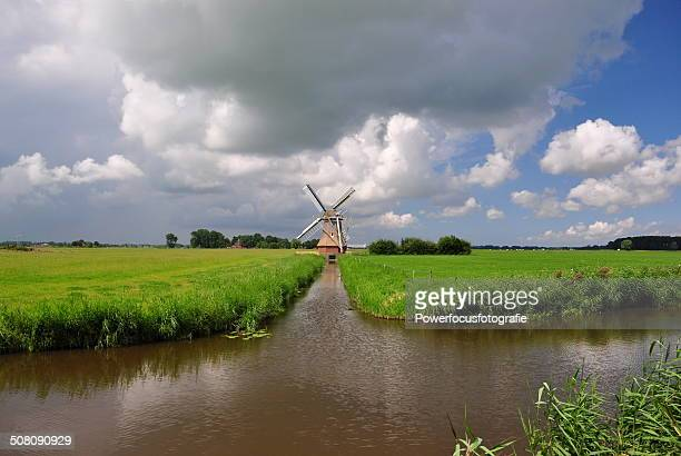 Windmill perspective