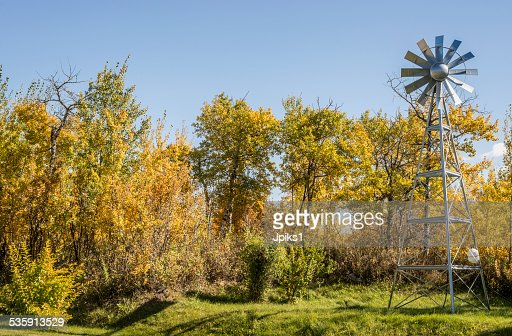 Windmill : Stock Photo