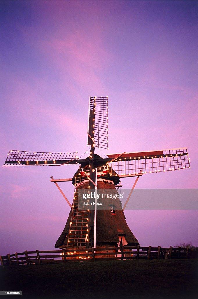 windmill : Stock Photo