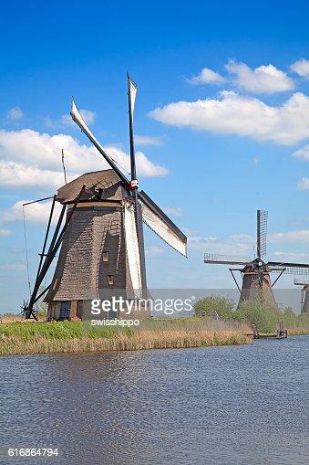 Windmills : Stock Photo