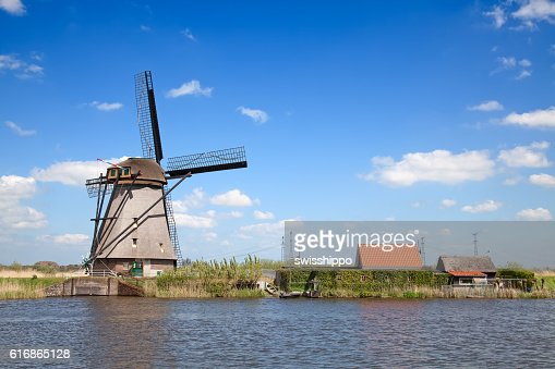 Windmills : Stock Photo