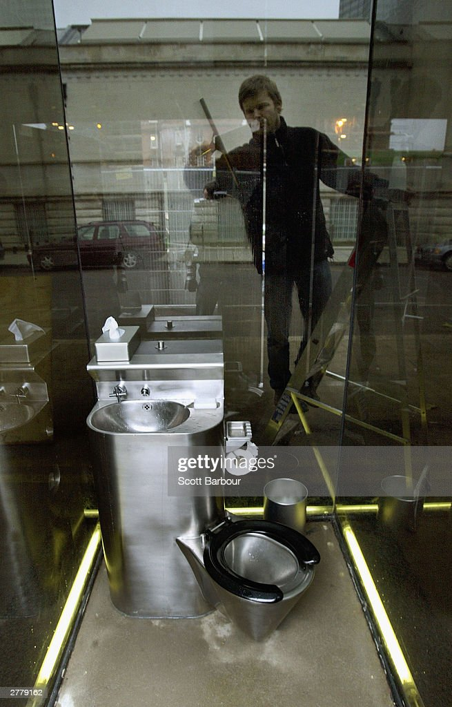 a loo with a view getty images