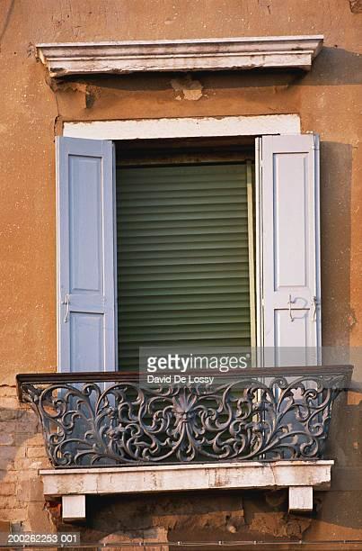Window, close-up