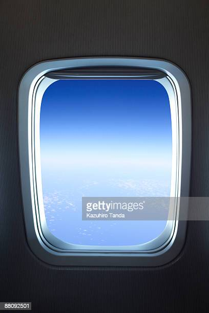 Window of air plane