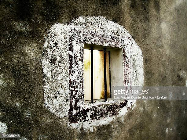 Window Of Old Prison