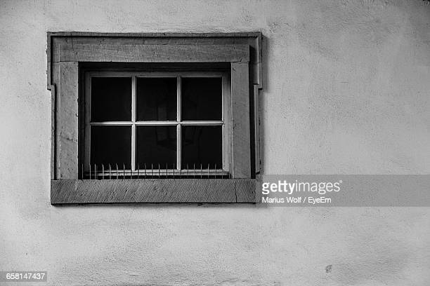 Window On Wall