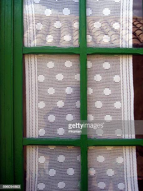 Window. Puerta de Soller, Mallorca, Spain