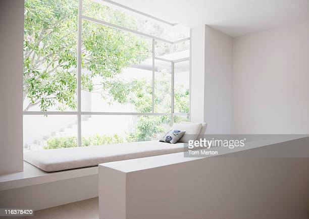 Siège près de la fenêtre