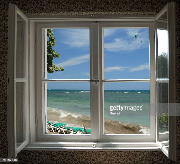 window to the ocean