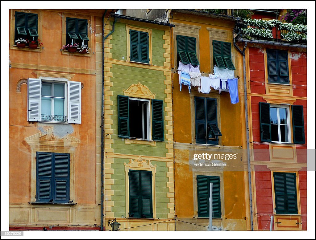 Windows of Portofino