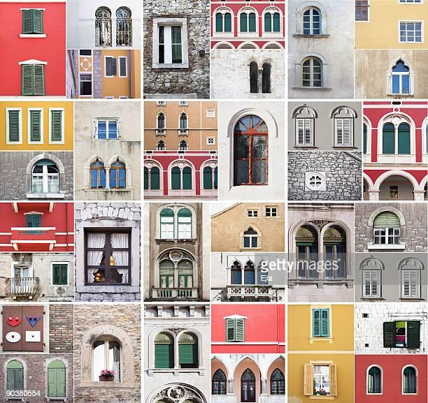 Windows patchwork