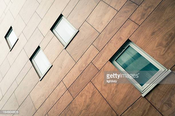 4 baies vitrées