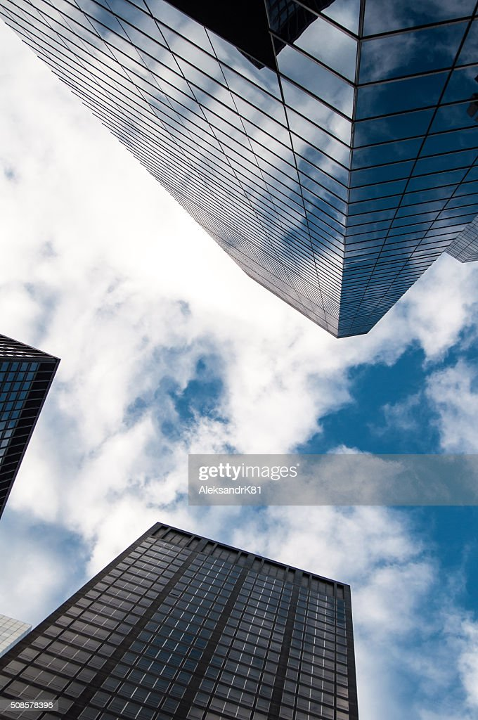 Windows. Sky. : Stock Photo