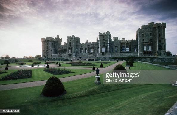 Windsor castle England United Kingdom