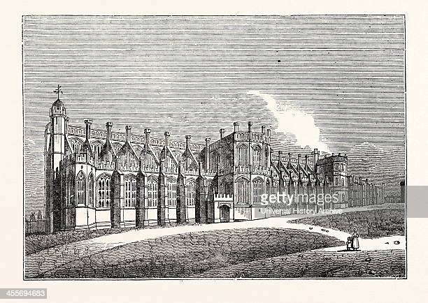 St George's Chapel South Front