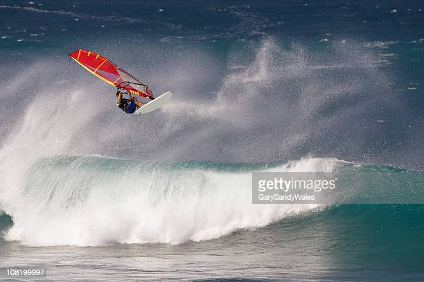 Surfista a mezz'aria