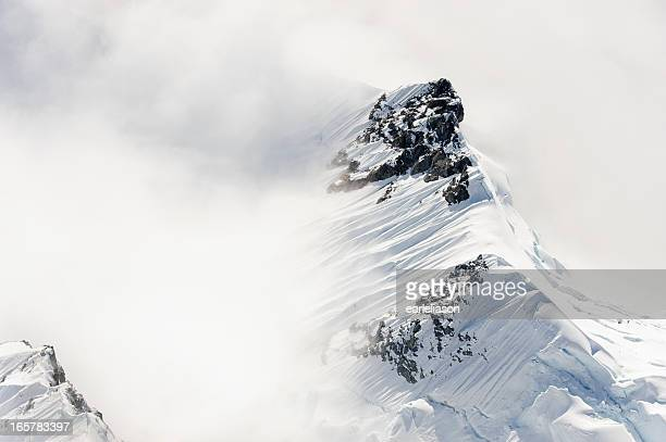 Windswept Mountain Peaks