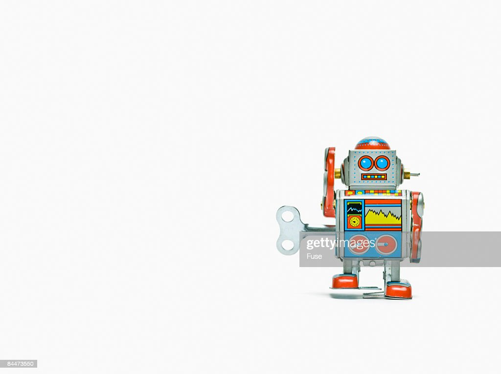 Windup Robot Toy