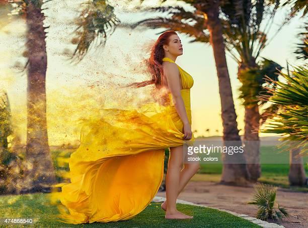 Vento do Verão mulher moda