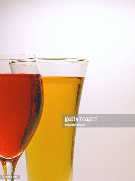 Wine and Beer - Vertical